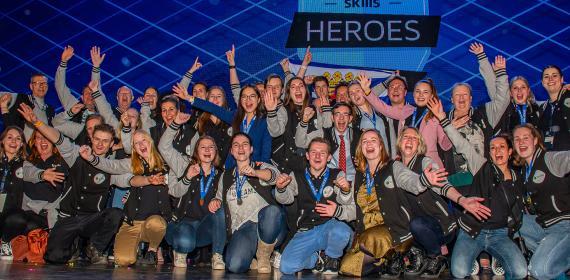 skills heroes 2020